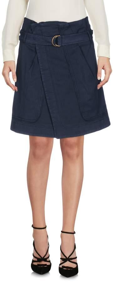 Vanessa Bruno Knee length skirts - Item 35346974