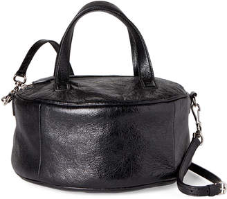 Balenciaga Black Air Hobo Small Leather Tote
