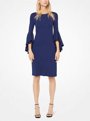 Michael Kors Stretch Matte-Jersey Dress