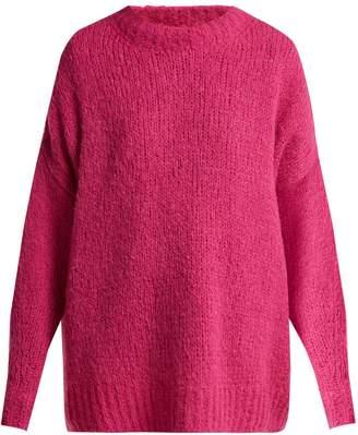 Etoile Isabel Marant Sayers oversized knitted sweater