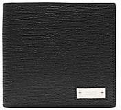Bally Men's Beisel Leather ID Coin Wallet