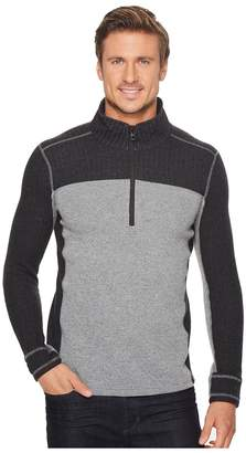 Prana Wentworth Long Sleeve 1/4 Zip Men's Long Sleeve Pullover