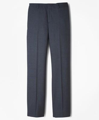 Brooks Brothers BrooksEase Prep Plain-Front Dress Trousers
