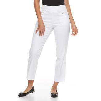 Briggs Women's Millennium Pull-On Ankle Pants