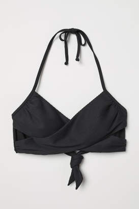H&M Bikini Top - Black