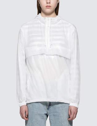 X-girl X Girl See-through Anorak Jacket