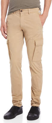 Franklin & Marshall Riley Stretch Chino Pants