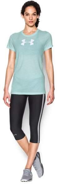 Women's UA Favorite Branded Short Sleeve