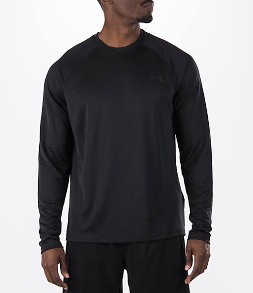 Under Armour Men's Long-Sleeve Baseline T-Shirt