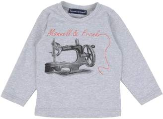 Manuell & Frank T-shirts - Item 37940698CP