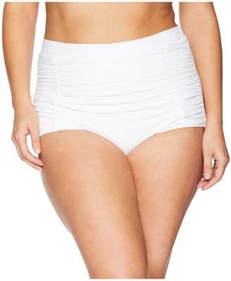 Unique Vintage Plus Size Monroe Bottom Women's Swimwear