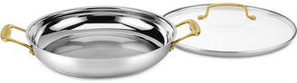 Cuisinart Stainless Steel Dishwasher Safe Frying Pan