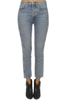 RE/DONE Double Needle Crop Jean
