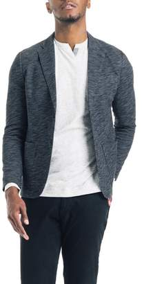 Good Man Brand Slim Fit Vintage Twill Knit Blazer