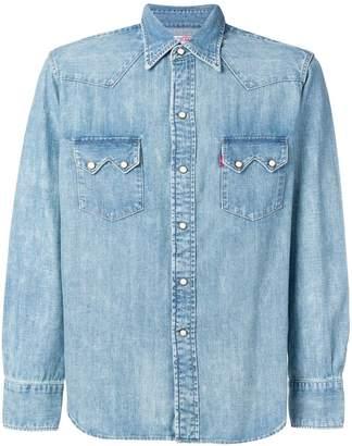 a6d838e17f34 Levi Denim Shirts For Men - ShopStyle