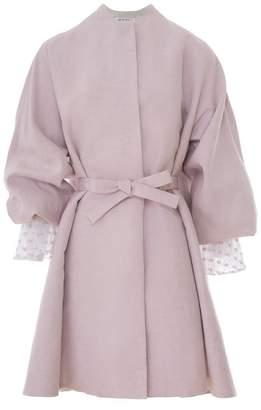 Adelina RUSU - Linen Kimono Coat