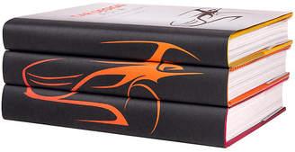 Set of 3 Auto Design Book Collection - Juniper Books