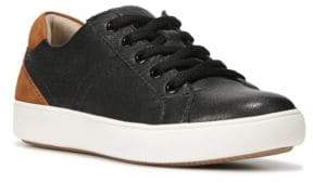 Naturalizer Morrison Leather Lace-Up Sneakers