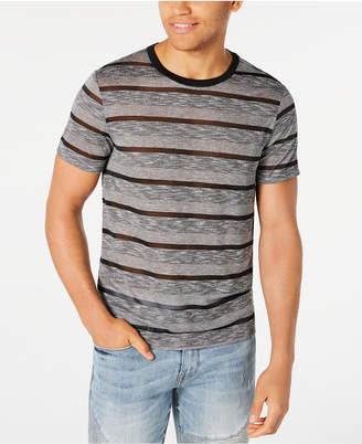 GUESS Men Nightwatch Sheer Stripe T-Shirt
