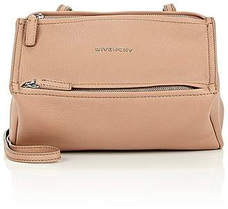 Givenchy Women's Pandora Mini Leather Messenger Bag