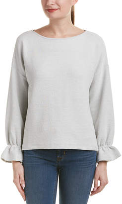 French Connection Ellen Textured Pullover