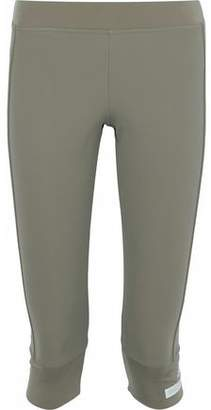 adidas by Stella McCartney Cropped Stretch Leggings