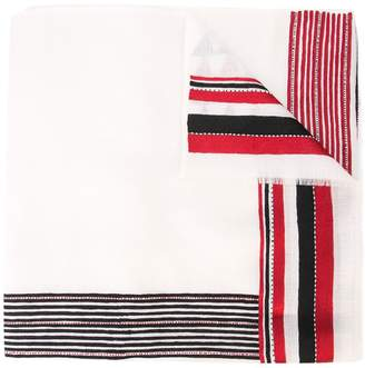 Janavi entangled lines scarf