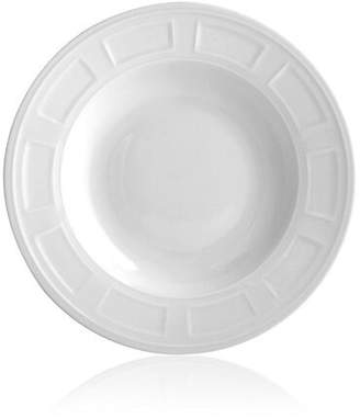 Bernardaud Naxos Porcelain Soup Bowl - White