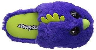 Hatchimals PENGUALA Plush Novelty Scuff Slippers