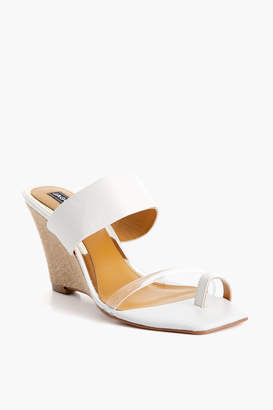 Jaggar Footwear Wedged Marshmellow Heel