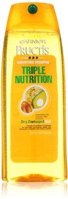 Garnier Fructis Triple Nutrition Shampoo, 25.4 oz, $11.25 thestylecure.com