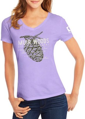 Hanes Women's National Parks Graphic T-shirt Collection