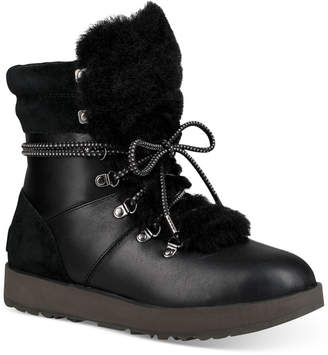 UGG Women Viki Waterproof Cold-Weather Boots