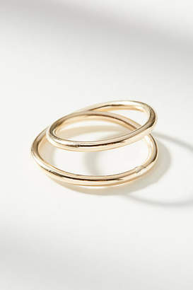 Anthropologie Infinity Ring