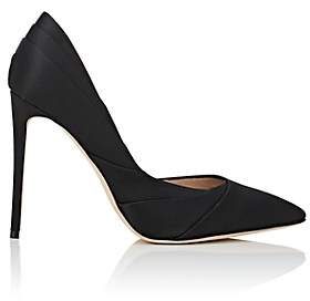 Zac Posen Women's Michelle Satin Pumps - Black