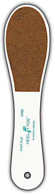 "-sep""> by Heel to Toe Sanitizable Foot File"