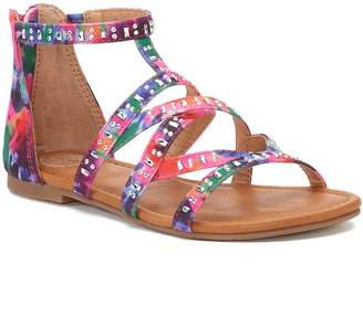 So SO Ring Toss Girls' Gladiator Sandals