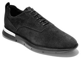 Cole Haan Lace-Up Suede Oxfords