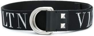 Valentino VLTN D-ring buckle belt