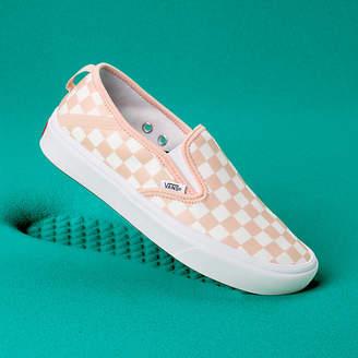 e329c830f366 Vans Slip Checkered - ShopStyle