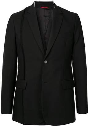 Oamc one button blazer