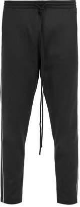 Valentino Tapered Leg Track Pants - Mens - Black