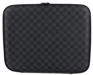 Louis Vuitton Damier Graphite Laptop Case