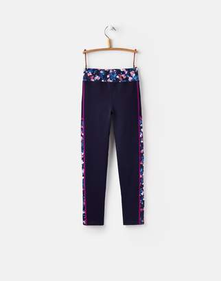 Joules Clothing Navy Swift Active Leggings 32yr