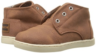 TOMS Kids Paseo Mid (Infant/Toddler/Little Kid) $42 thestylecure.com