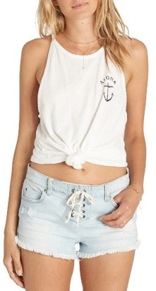 Women's Billabong Lite Hearted Denim Shorts $49.95 thestylecure.com
