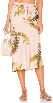 Cali Dreaming Uniform Skirt
