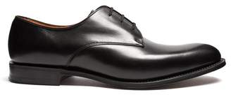 Church's Oslo Leather Derby Shoes - Mens - Black