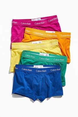 Calvin Klein Rainbow Low-Rise Boxer Brief 5-Pack