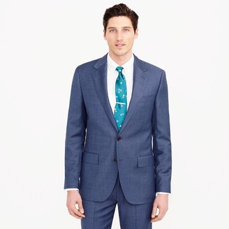 Ludlow wide-lapel suit jacket in Italian worsted wool $425 thestylecure.com